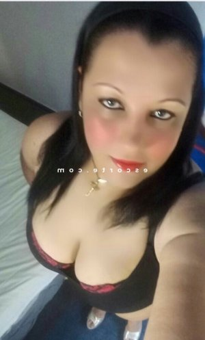 Charlen escort girl