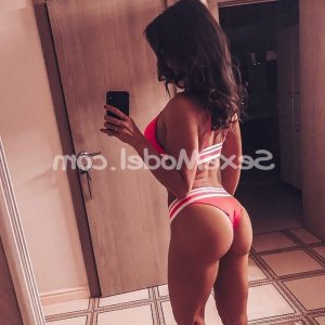Ginetta fille libertine massage escorte girl
